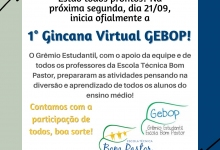 GINCANA PEDAGÓGICA VIRTUAL